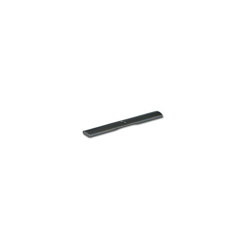 "Aluminium drum Ø35.6 cm/14"" x 16.5 cm, double wire set"
