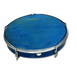 "Marching wood drum Ø35.6 cm/14"" x 28 cm, polyester head. COLOUR"