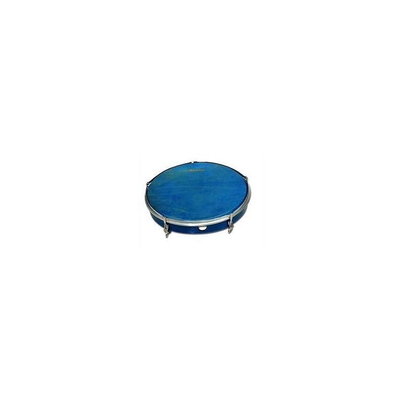 "Marching wood drum Ø38.1 cm/15"" x 26 cm, polyester head. COLOUR"