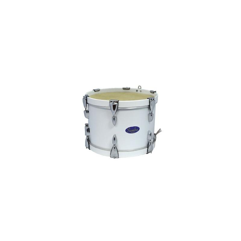"""Ø38.1 cm/15"""" x 19 cm, FORCE drum, aluminium, BLUE shell, COLOUR"""