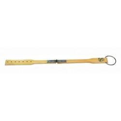 Knee-adjustable guitar holder