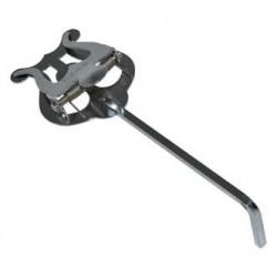 "Polyester head blue, Ø30.5 cm/12"""