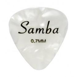 Tunable Ø30.5 cm tambourine polyester, wooden, single jingle